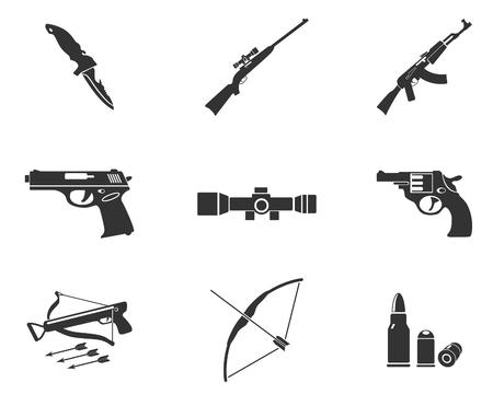 patron: Weapon symbols