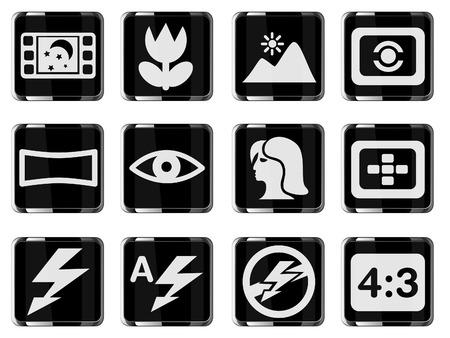 modes: Modes of camera