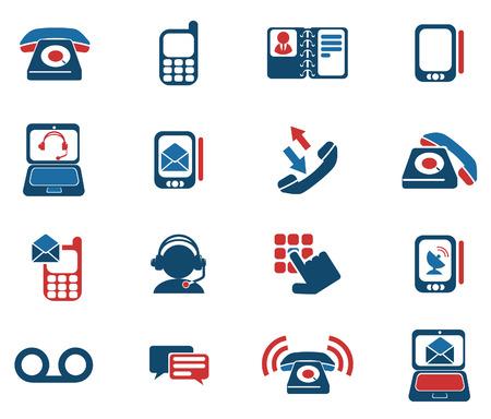 directorio telefonico: Iconos del tel�fono