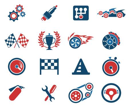 grand prix: Racing icons