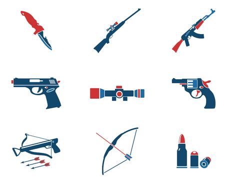 S�mbolos Arma Vectores