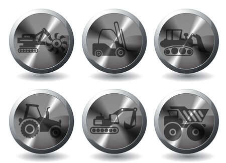 machines: Symbols of Transportation & Loading Machines