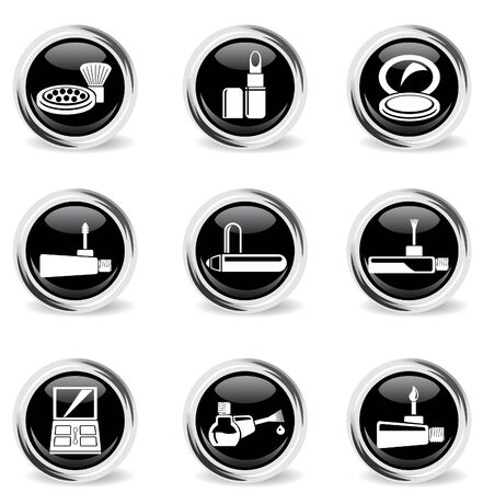 chrom: make-up products chrom icons