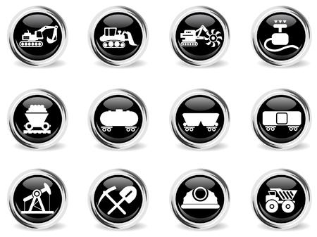 smoke stack: Industria Simboli