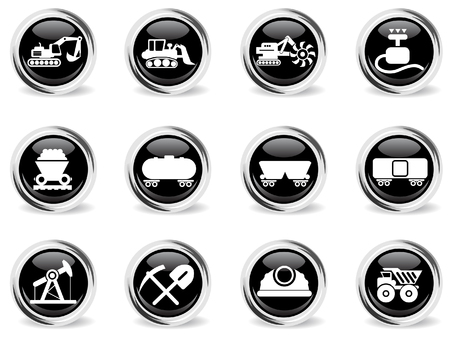 fuel storage tank: Industry Symbols
