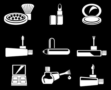 briliance: make-up products icons