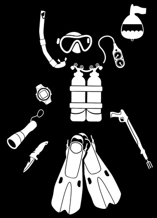 harpoon: Equipment for Diving