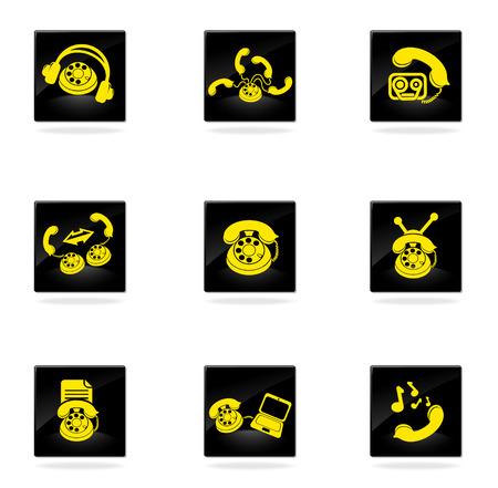 ring tones: Symbols of Phone