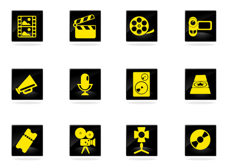 spot lit: Film Industry Icons