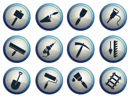 the equipment: Symbols of building equipment