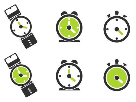 Clock icon, watch, timer