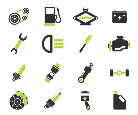 web service: Auto Service Icons