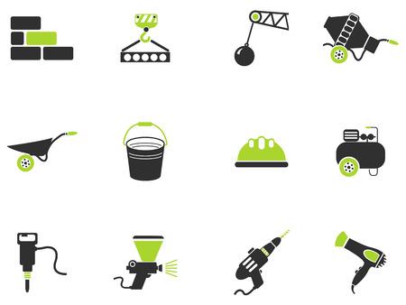 wrecker: Symbols of building equipment