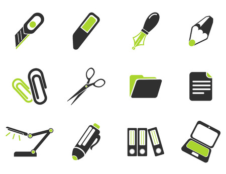 penknife: Office simple vector icons