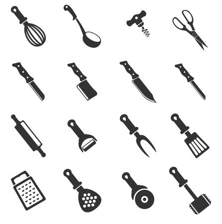 kitchen tools: kitchen tools Illustration