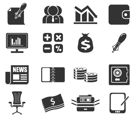 courthouse: Business Finance Web Icons