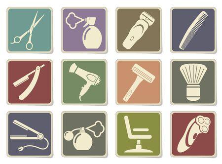 barbershop: Barbershop symbols in eps 10