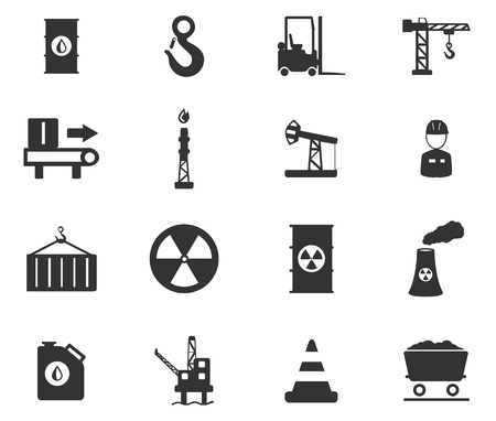 simply: Industrial simply icons