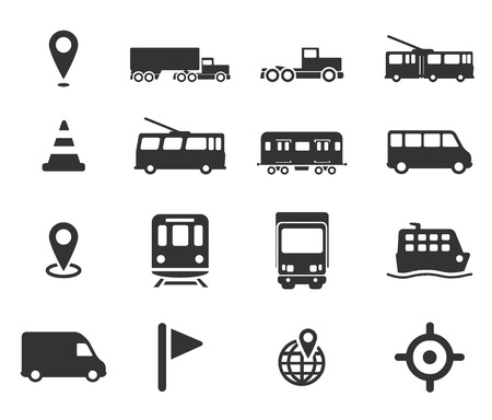 simply: Navigation simply icons
