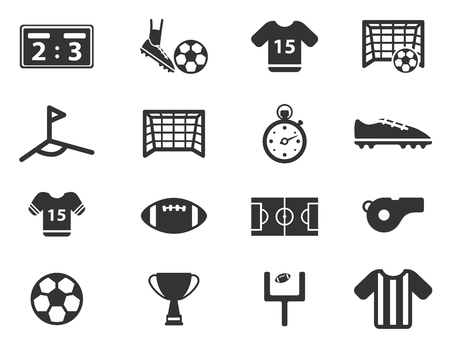scores: Football simply icons