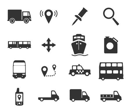 doubledecker: Navigation icon set