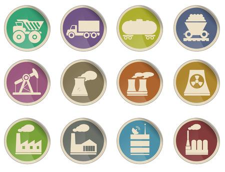 edificio industrial: F�bricas e industrias Simply S�mbolos