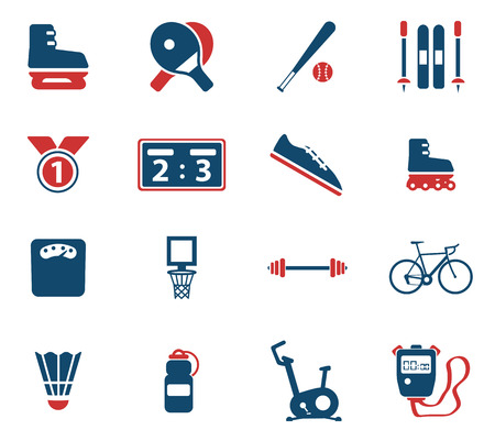 rollers: Sport simply symbol for web icons Illustration