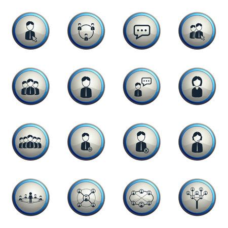 Community chrome icons for web