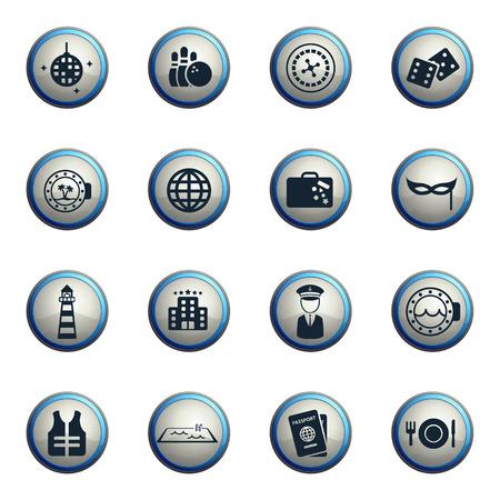 lifejacket: Cruise chrome icons for web
