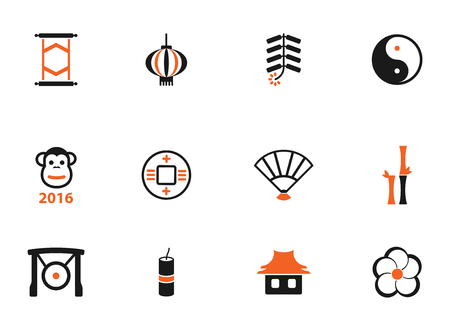 fortuna: Chinese New Year simply icons for web