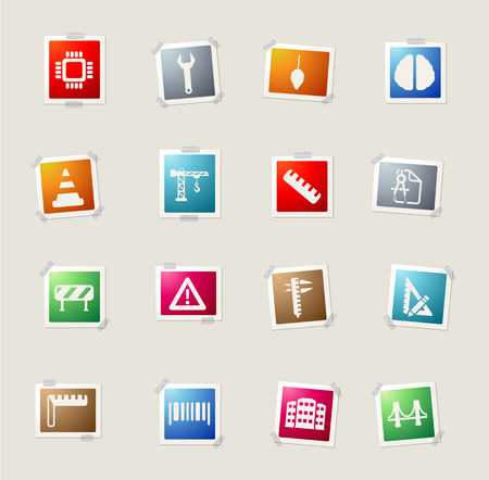 calliper: Engineering card icons for web
