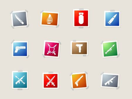 frag: Weapon card icons for web