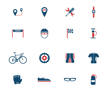 bycicle: Bycicle simply icons for web