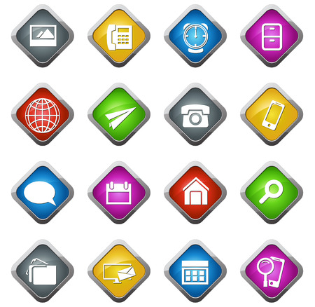 work popular: Community vector icons for web sites and user interfaces