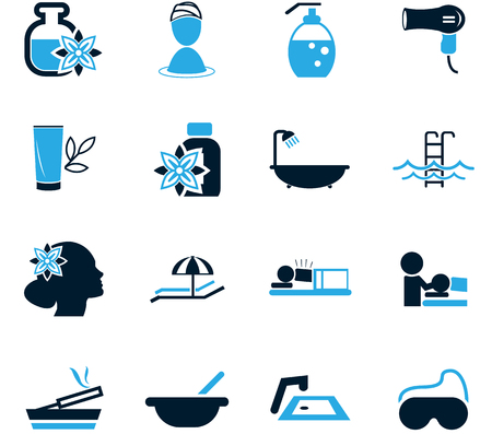 papering: Spa simply icons for web and user interfaces