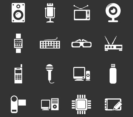 netbooks: Gadget simply icons for web and user interfaces