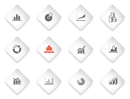 information graphic. simply symbol for web icons
