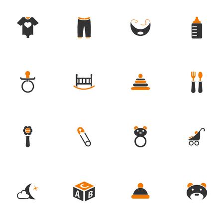 niples: Beb� simplemente iconos para web y las interfaces de usuario