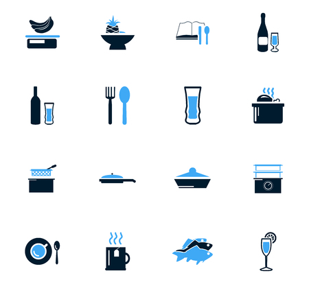 fryer: Food and kitchen symbol for web icons