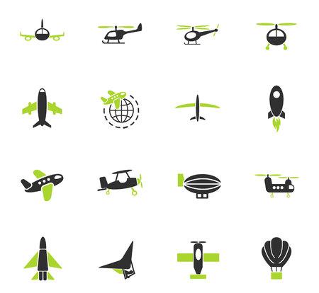 Libro Para Colorear De Dibujos Animados Conjunto De Transporte Aéreo ...