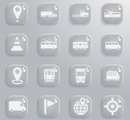 Navigation simply symbol for web icons and user interface