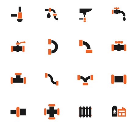 duct web icons for user interface design