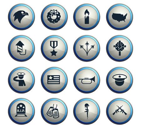 universo del día de iconos del vector para la web y el diseño de la interfaz de usuario