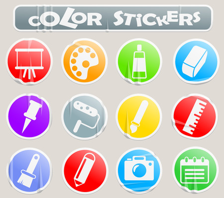 art professional web icons for your design