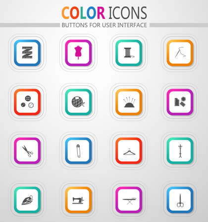 tailoring vector icons for user interface design