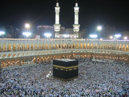 arabia: Night Mecca