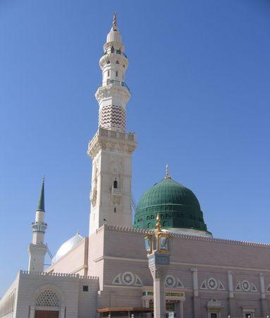 medina: Mosque in Medina