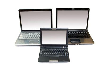 three notebooks photo