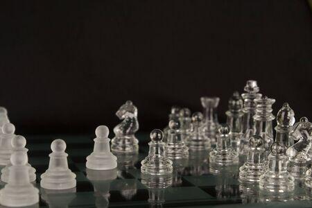 analog�a: Piezas de ajedrez
