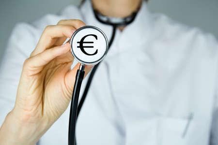 cost estimate: stethoscope Euro